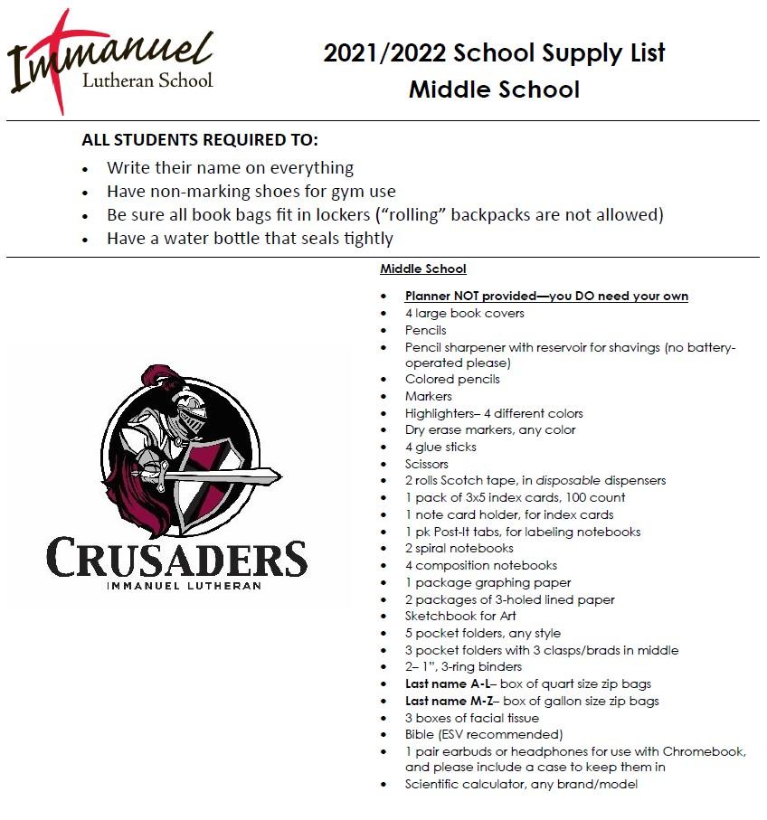 2021-2022_6-8_Supplies